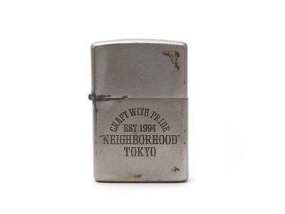 【希望商店】NEIGHBORHOOD HOMETOWN PRIDE / B-ZIPPO 16AW 仿舊 打火機