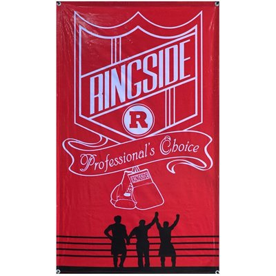Ringside Professional's Choice Banner 掛圖