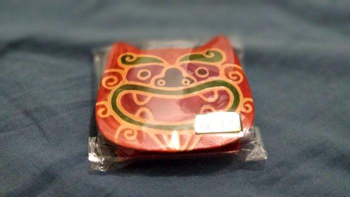 沖繩OKINAWA 皮革零錢包
