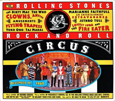 The Rolling Stones - Rock And Roll Circus 初回特典盤 二手美版