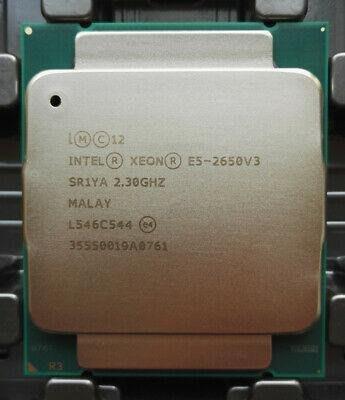 Intel Xeon E5-2650V3(2手)