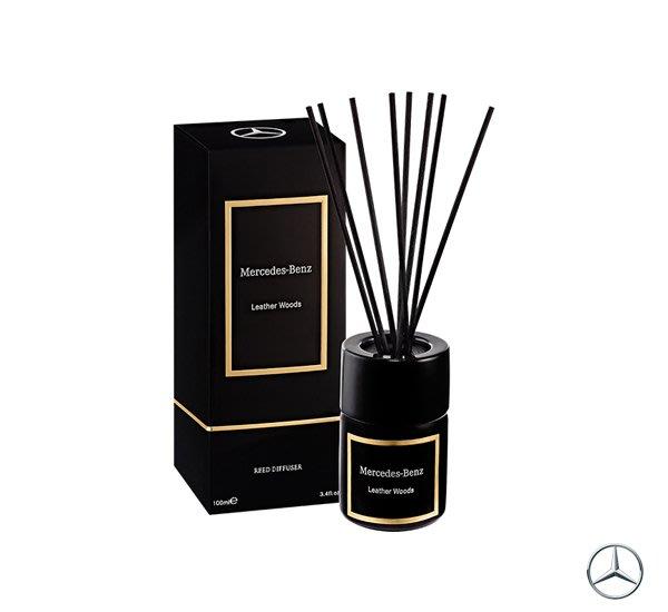 GOODFORIT / 賓士Mercedes Benz無酒精頂級居家精油擴香組(木質皮革琥珀香)/100ml