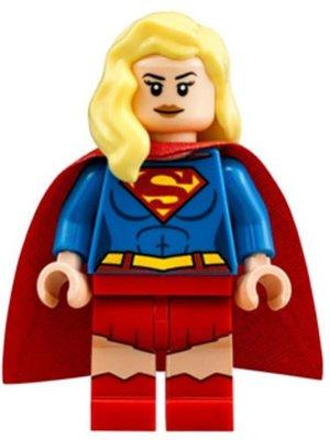 全新 Lego 76040 Marvel Super Heroes Supergirl Figure 女超人 人仔連配件