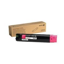 Fuji Xerox 富士全錄 Phaser 6700 原廠高容量紅色碳粉匣 ( 106R01516 )