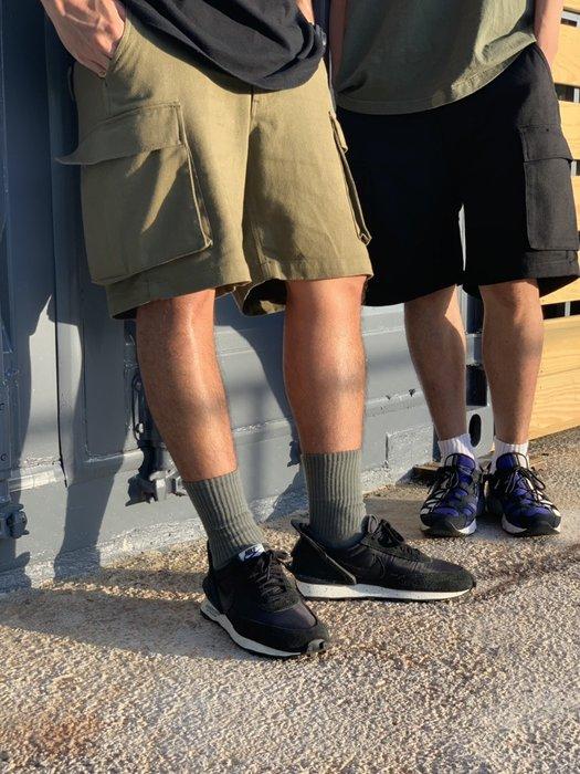 沃皮斯§KIIKS 19s cargo pants 工作短褲 KSWS-001-01 / KSWS-001-05