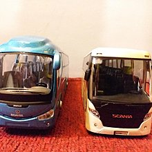 1:50 SCANIA 旅遊巴士客車共兩部 淨車 由於疫情嚴重 只限將軍澳交收或者郵寄