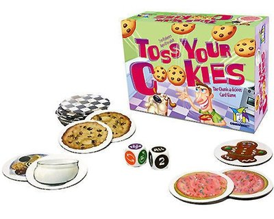 【Gamewright】Toss Your Cookies 餅乾大戰