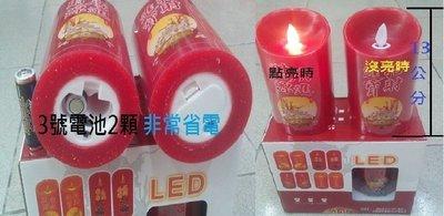 LED仿真蠟燭燈   (超人氣商品)