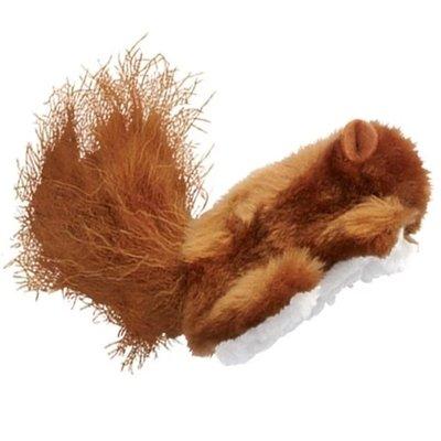 [喵皇帝] 美國KONG Refillable Catnip Toys Squirrel 松鼠玩具 NQ4 附貓薄荷