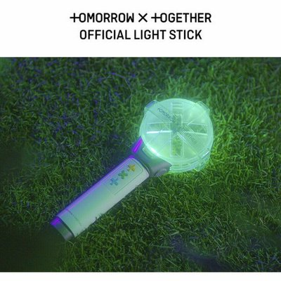 TXT TOMORROW X TOGETHER Official Light stick Fanlight 手燈 螢光棒 訂