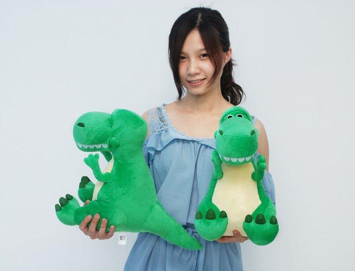 拉拉小站~玩具總動員~熱門商品~超可愛抱抱龍玩偶~恐龍娃娃~高35公分