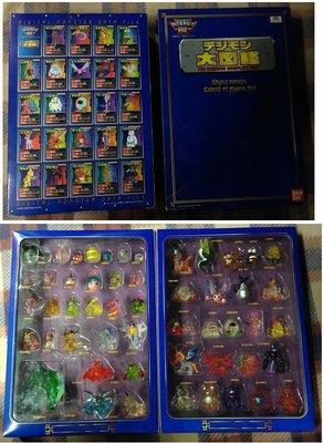 數碼暴龍 公仔 Digimon 擺設 大圖鑑 絕版 玩具 珍藏