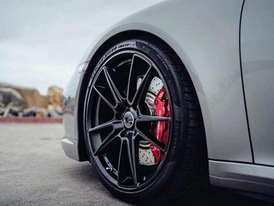 全新類HRE式樣5孔112 19吋鋁圈BENZ/AUDI.A3.A4.A6/VW.TIGUAN/SKODA.SUPERB