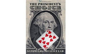 The President's Choice (DVD and Gimmicks) by SansMinds .