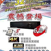 最新32路8聲輸入/2聲音輸出 KMH-3228AU-B可取 2018年(3HDD+eSATA) iCATCH AHD