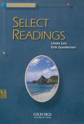 Select Readings訓練閱讀技巧-情境線索、preview, infer,scan,預測、總結、主題主旨、字彙