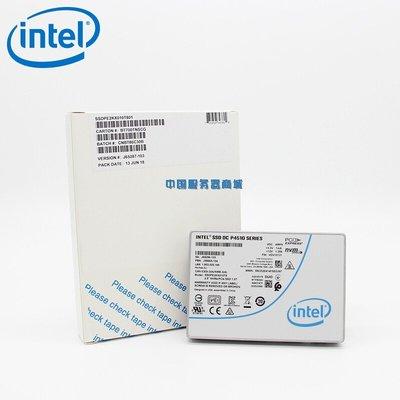Intel/英特爾 P4510 SSDPE2KX080T801 8T/8TB U.2/U2 SSD固態硬盤