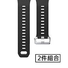 【現貨】ANCASE 2件組合 Fitbit ionic 錶帶 軟膠錶帶