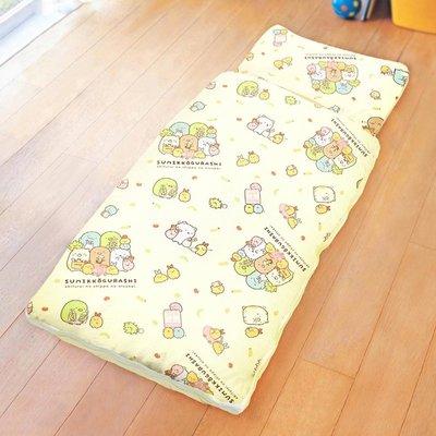 【小如的店】COSTCO好市多線上代購~100%純棉卡通兒童睡袋-角落小夥伴 購物日(150x120公分)