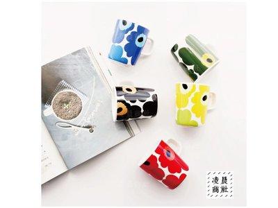 凌晨商社 //芬蘭品牌同款 聖誕禮物 交換禮物 罌粟花  花朵 骨瓷 馬克杯
