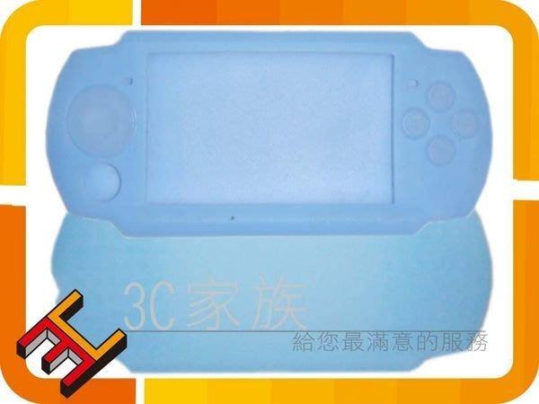 3C家族 SONY 全新PSP 2000 2007 3000 3007 果凍套 保護套 矽膠套 防刮傷 防滑 防塵