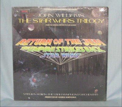星球大戰1983年配樂LP#黑膠大碟#黑膠唱片