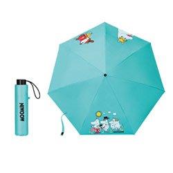 MOOMIN 晴雨兩用傘  購買價:268 元