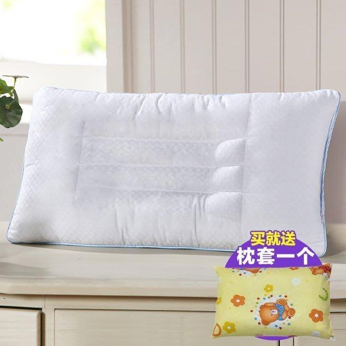 【優上精品】兒童決明子枕嬰兒枕頭兒童小孩枕芯送卡通枕套(Z-P3213)