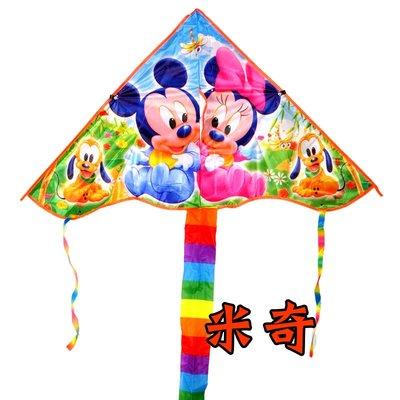 大型高檔風箏批發特大號兒童玩具微風易飛幼兒園廣場草坪戶外玩具