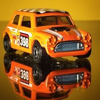 (I LOVE樂多)hot wheelshot wheels morris mini 風火輪 1:64