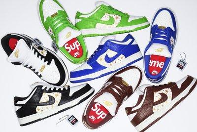 【Basa Sneaker】Supreme x Nike Dunk SB Low