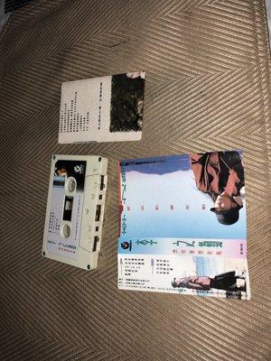 【李歐的音樂】飛碟唱片1990年 李之勤 想你會想我嗎 錄音帶 卡帶 下標就賣