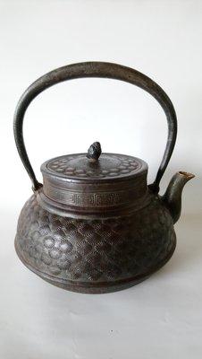 正壽堂老鐵壺