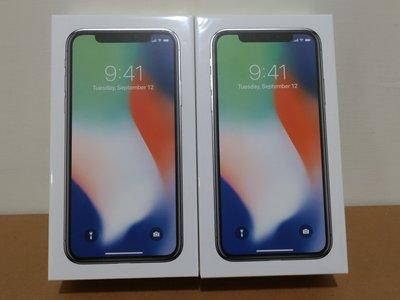 [桃園自取] 最後一台 甩賣 iPhone X 64G 銀白/灰黑 台灣公司貨