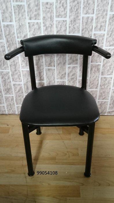 【弘旺二手家具生活館】全新/庫存 黑色皮餐椅 胡桃布餐椅 鐵腳布餐椅 床尾凳 沙發腳椅-各式新舊/二手家具 生活家電買賣