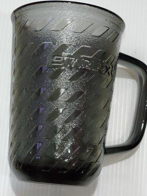 滿千或滿6件免運  STARLUX   星宇航空浮雕玻璃杯  全新品 附盒 包裝精美 質感佳 共二色