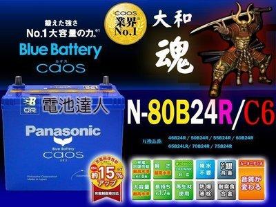 【電池達人】80B24R 日本國際牌 汽車 電池 電瓶 SWIFT SUZUKI SX4 鈴木 吉星 消防幫浦 發電機