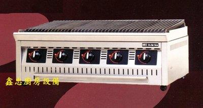 鑫忠廚房設備-餐飲設備:全新桌上型西餐碳烤爐84*60,賣場有工作檯-咖啡機-烤箱-水槽