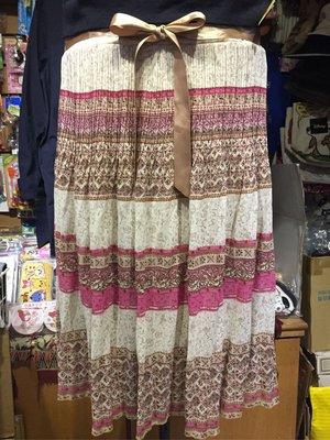 [變身館日本服飾] ~Poinion similar~百摺裙~鬆緊帶~日本購入~全新現品~M~出清價