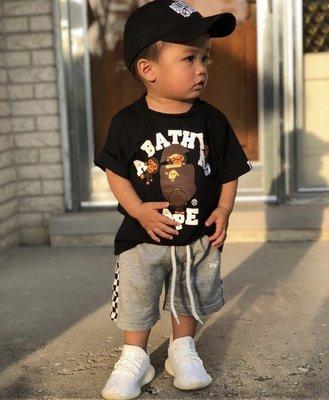 刷卡二手發票 童鞋 TD BABY Yeezy boost 350 V2 INFANT 白 另售 JORDAN 1 OG