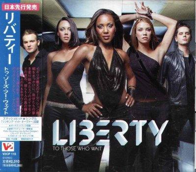 K - Liberty - To Those Who Wait - 日版 CD+1BONUS - NEW