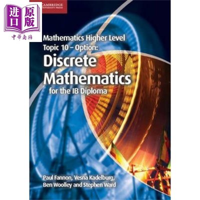 Mathematics Higher Level for the IB Diploma Option Topic 10