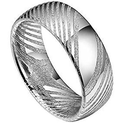 coi jewelry tungsten carbide damascus wedding band ring 戒指with all sizes