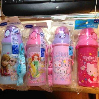 日本製彈蓋式直飲女生系列水壺