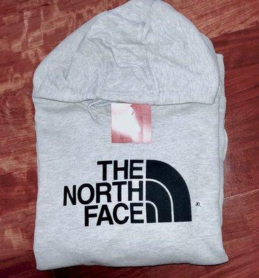 *美國瘋* 灰色 美國🇺🇸The North Face正品現貨 男款鋪棉帽T L XL