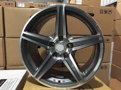 新款 類 AMG 18吋 前後配 高質感 鋁圏 W212 W204 W205 W213 W222 W211 W203