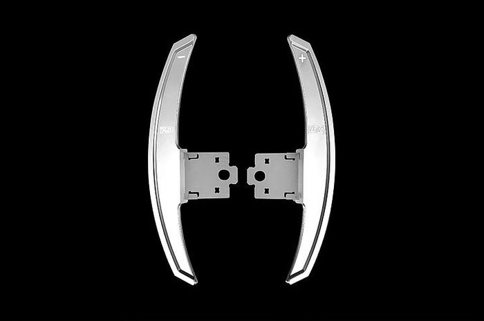 LEYO PD Paddle 鋁合金 換檔 撥片 BMW 寶馬 F82 M4 專用 銀 PBW001