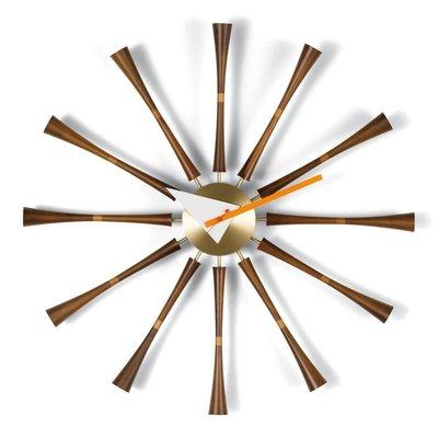 Luxury Life【預購】瑞士 Vitra Spindle Wall Clock 紡錘 壁鐘