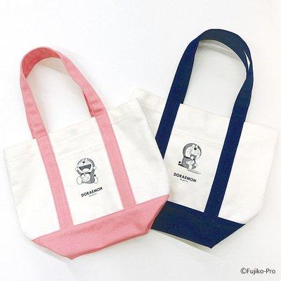 ☆Juicy☆日本 卡通漫畫 DORAEMON 小叮噹 哆啦A夢 托特包 保冷午餐袋 保溫便當袋 手拎包 3174