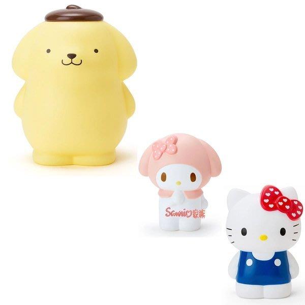 《東京家族》my melody美樂蒂kitty凱蒂貓  布丁狗   桌面收納桶  垃圾桶 3選1